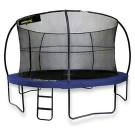 Jumpking 14ft JumpPOD Deluxe Trampoline with Enclosure