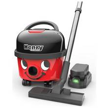 Henry HVB160/2 Cordless Cylinder Vacuum Cleaner