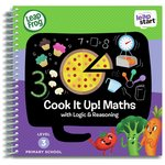 more details on LeapFrog LeapStart Reception Activity Book: Cook It Up!