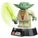 more details on LEGO Star Wars Yoda Torch/ Nightlight.