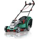 more details on Bosch Rotak 43 LI-2 36V Ergoflex Cordless Rotary Lawnmower.