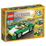 more details on LEGO Creator Green Cruiser - 31056.