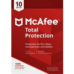 more details on McAfee Total Protection 2017 - 10 Devices.