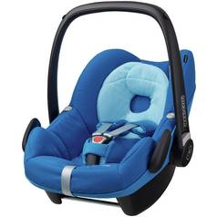Maxi-Cosi Pebble Group 0+ Watercolour Blue Car Seat