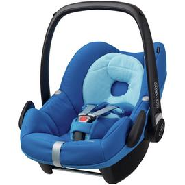 Maxi-Cosi Pebble Group 0+ Baby Car Seat - Watercolour Blue
