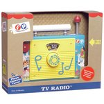 more details on Fisher-Price Classics TV Radio.