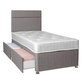 Argos Home Winslow 600 Pocket 2 Drawer Single Divan