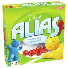 Tactic Games - Dice Alias