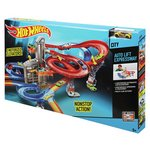 more details on Hot Wheels Auto Lift Expressway Playset.