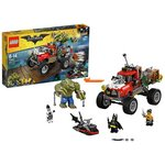 more details on LEGO Batman Movie Killer Croc Tail-Gator - 70907