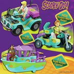 more details on Scooby Doo Vehicle and Monster Figure.