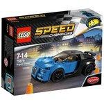 more details on LEGO Speed champions Bugatti Chiron - 75878.