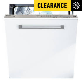 Candy CDI6061 Integrated Dishwasher