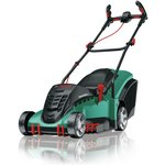 more details on Bosch Rotak 43 Ergoflex Corded Rotary Lawnmower.
