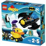 more details on LEGO Duplo Batwing Adventure - 10823.