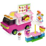 more details on Shopkins Kinstructions Food Fair Truck.