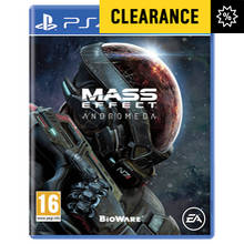 Mass Effect: Andromeda PS4 Game
