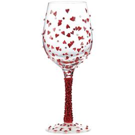Lolita Red Hot Wine Glass.