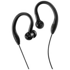 JVC Sports HA-EC10-B In-Ear Sports Headphones - Black