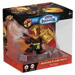 more details on Skylanders Imaginators Flare Wolf Sensei.
