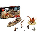 more details on LEGO Star Wars Desert Skiff Escape - 75174.