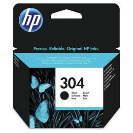 HP 304 Original Ink Cartridge - Black