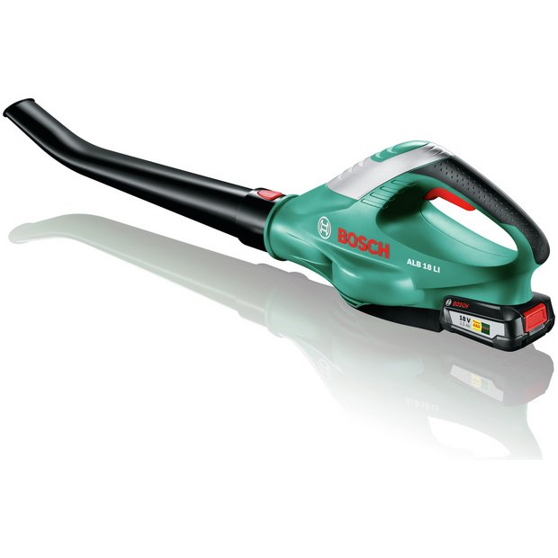 buy bosch alb cordless leaf blower 18v at your online shop for leaf blowers and. Black Bedroom Furniture Sets. Home Design Ideas
