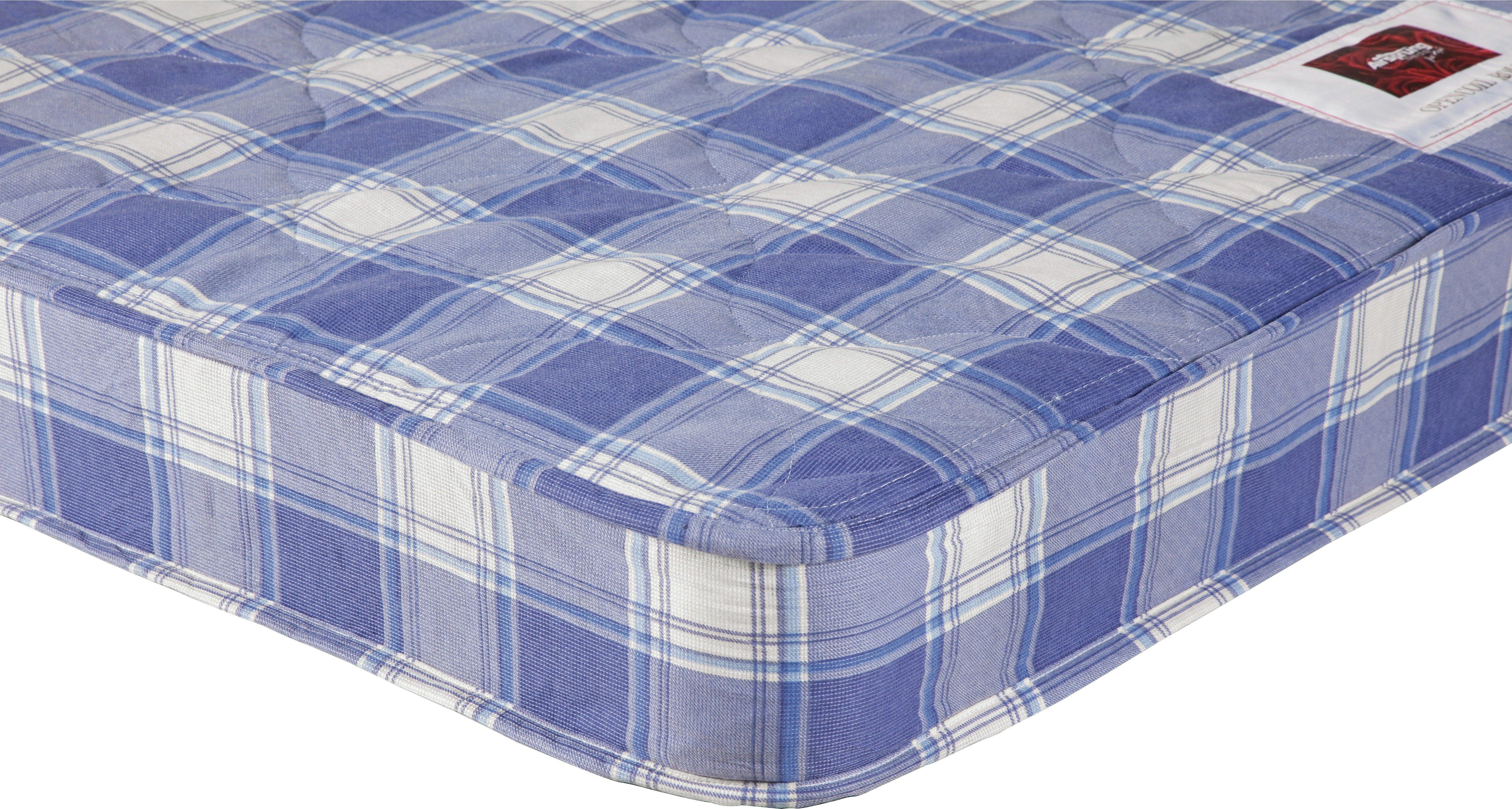 buy airsprung stitchbond sprung rolled single mattress at argoscouk your online shop for mattresses bedroom furniture home and garden - Mattress