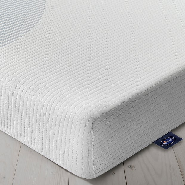 Buy Silentnight Take Home Now Kingsize Memory Foam Mattress At Your Online Shop