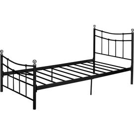 Argos Home Darla Single Bed Frame - Black