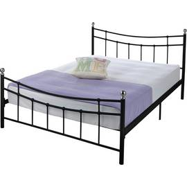 3418ed416661 Argos Home Darla Double Bed Frame - Black