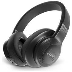 JBL E55 Wireless On-Ear Headphones - Black