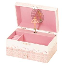 Ballet Shoe Musical Jewellery Box