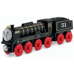 more details on Thomas and Friends Wooden Railway Hiro.