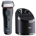 more details on Braun Series 5 5050cc Electric Foil Shaver.