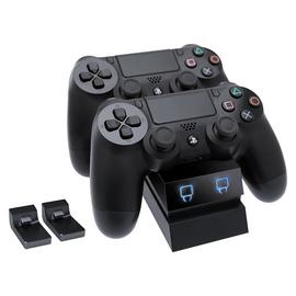 Venom Twin Docking Station for PS4 - Black