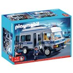 more details on Playmobil 4023 Police Van.