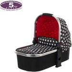 more details on OBaby Chase Carrycot - Crossfire.