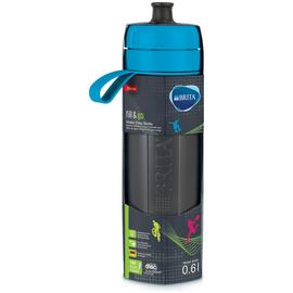 BRITA Fill & Go Active 0.6L Water Bottle - Blue