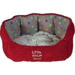 more details on Petface Puppy & Kitten Oval Bed.