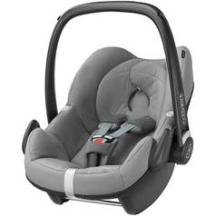 Maxi-Cosi Pebble Group 0+ Car Seat - Concrete Grey