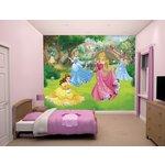 more details on Disney Princess Mural.