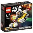 more details on LEGO Star Wars Y-Wing Microfighter - 75162.