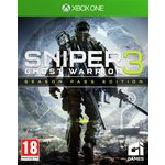 more details on Sniper Ghost Warrior 3 Xbox One Game.