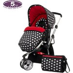 more details on OBaby Chase Stroller - Crossfire.