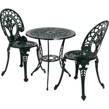 Collection Ascot 2 Seater Cast Alu Bistro Set