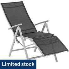 Malibu Recliner Chair - Black