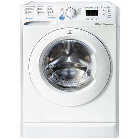 Indesit BWA81483XWUK Innex 8kg 1400rpm Freestanding Washing Machine White Best Price and Cheapest