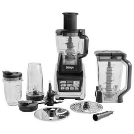 Ninja 11 Piece Kitchen System with Nutri Ninja - Black
