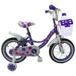 more details on Spike 14 Inch Girls Bike Basket.